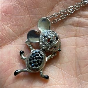 Jewelry - Mouse Necklace